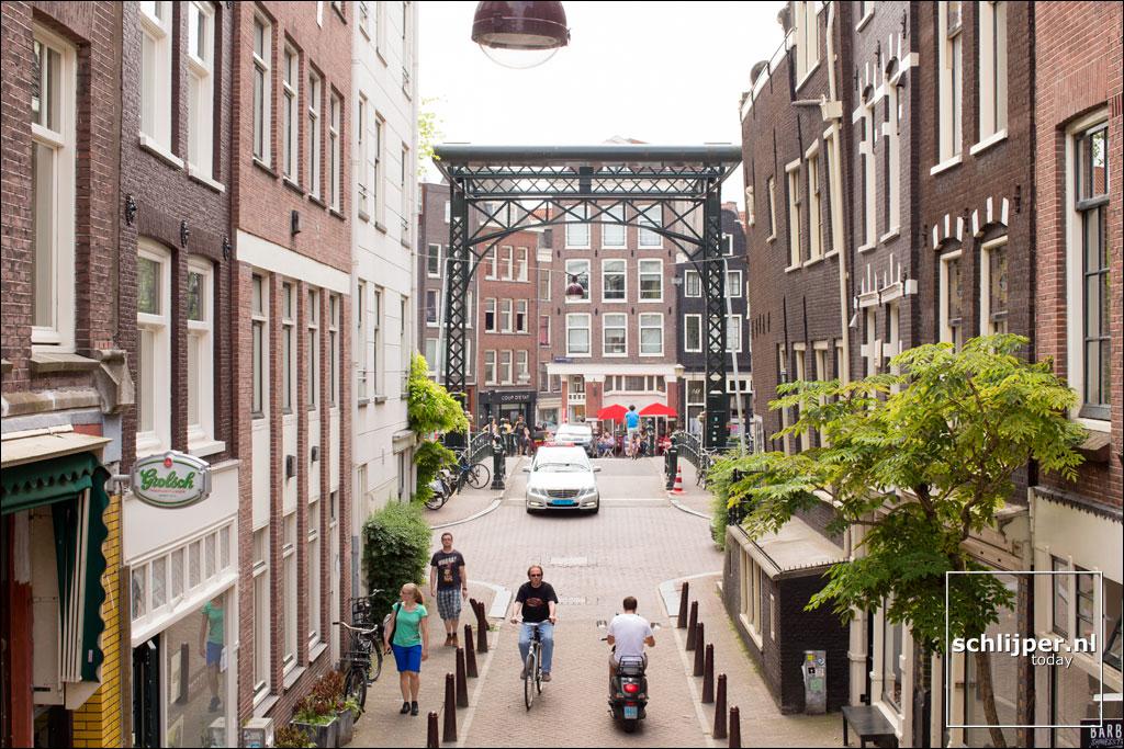 binnen oranjestraat amsterdam