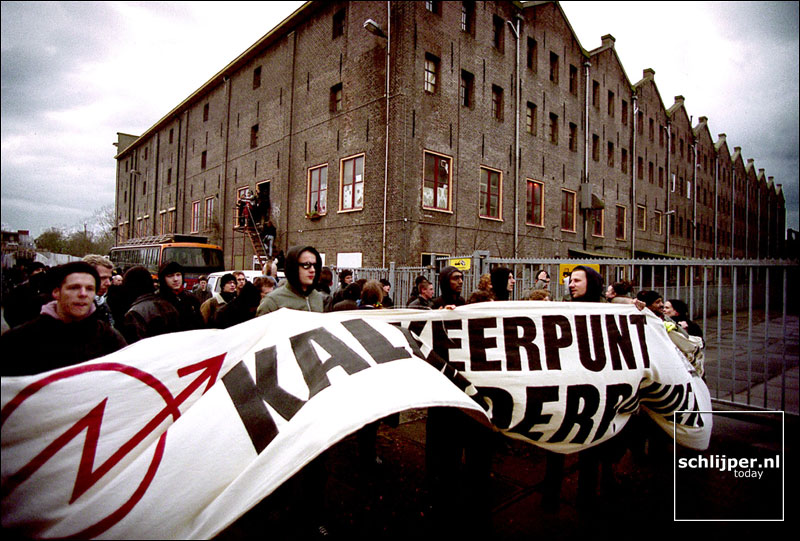 Nederland, Amsterdam, 29 januari 2000