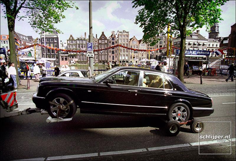 Nederland, Amsterdam, 16 juni 2000