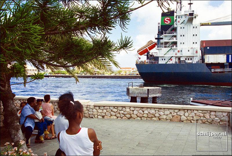 Curacao, Willemstad, 4 juli 2000