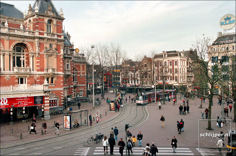 schlijper.nl today | wed nov 29, 2000 00:00 | leidseplein