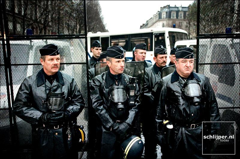 Frankrijk, Parijs, 2 december 2000