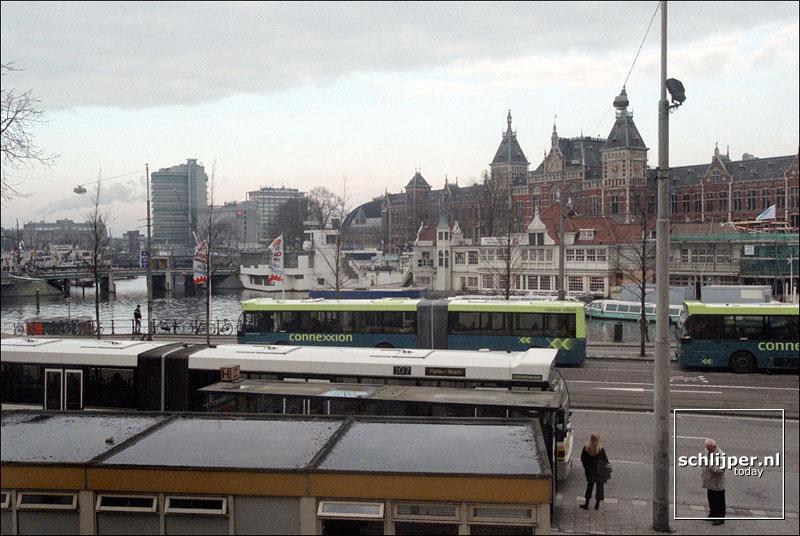 Nederland, Amsterdam, 18 december 2000.