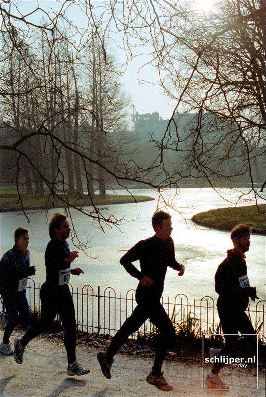 Nederland, Amsterdam, 21 januari 2001