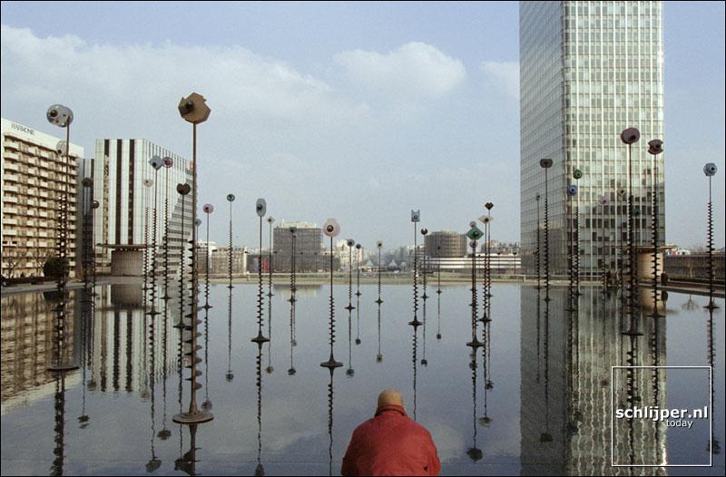 Frankrijk, Parijs, 5 maart 2001