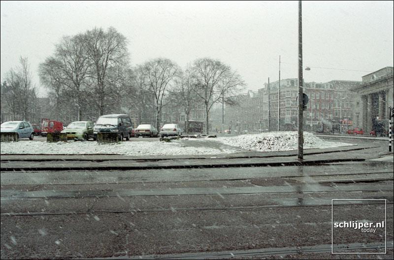 Nederland, Amsterdam, 21 maart 2001