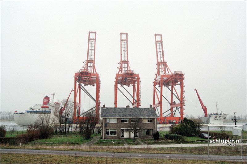 Nederland, Spaarnwoude, 22 maart 2001