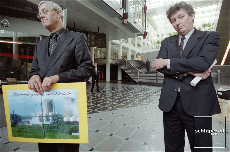Nederland, Den Haag, 29 maart 2001.