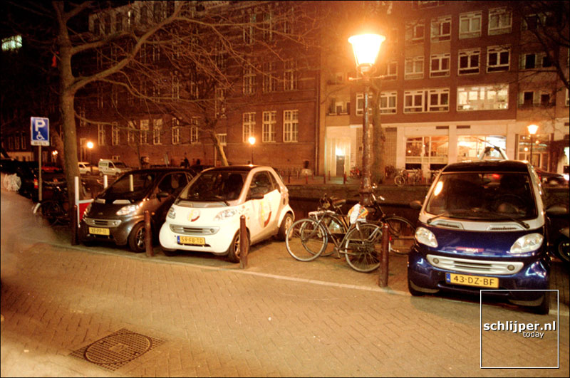 Nederland, Amsterdam, 30 maart 2001.