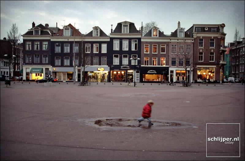 Nederland, Amsterdam, 1 april 2001.