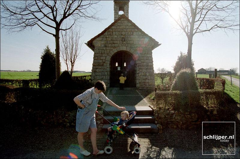 Nederland, Schilberg, 2 maart 2001.