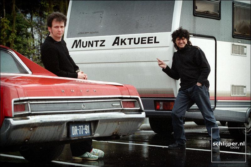 Nederland, Hilversum, 20 april 2001.