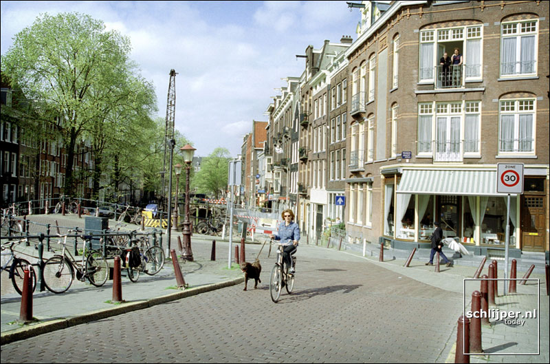 Nederland, Amsterdam, 29 april 2001.