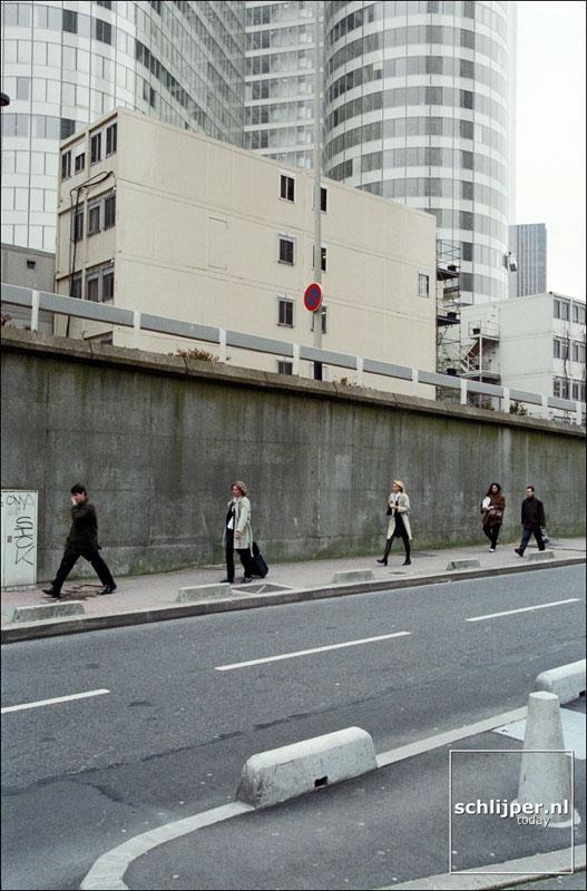 Frankrijk, Parijs, 2 mei 2001.