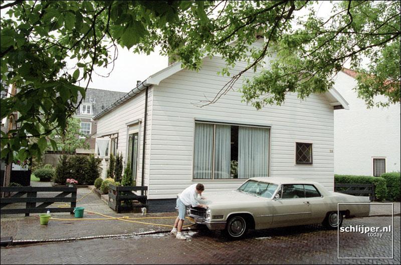 Nederland, Naarden, 14 mei 2001.