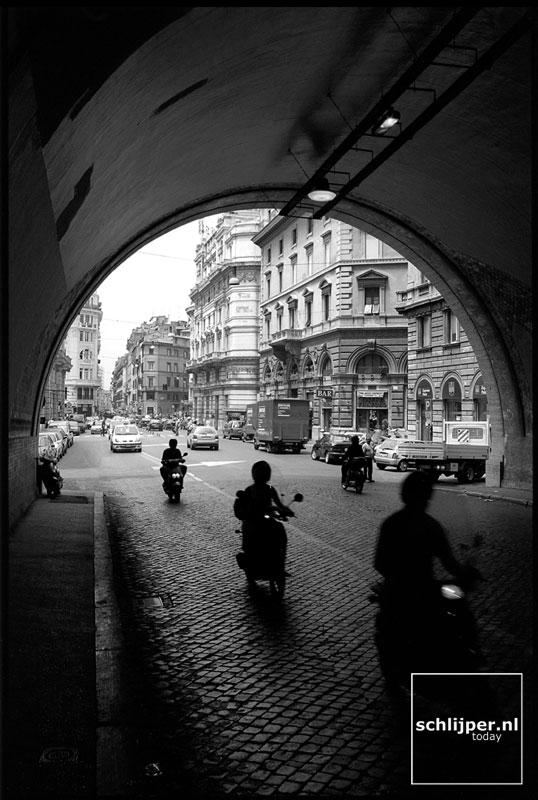 Italie, Rome, 12 juni 2001.