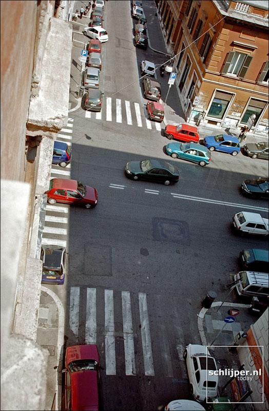 Italie, Rome, 14 juni 2001.