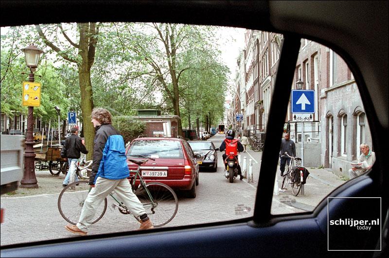 Nederland, Amsterdam,  21 juni 2001.