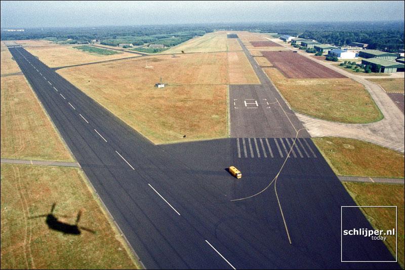 Nederland, Soesterberg, 25 juni 2001.