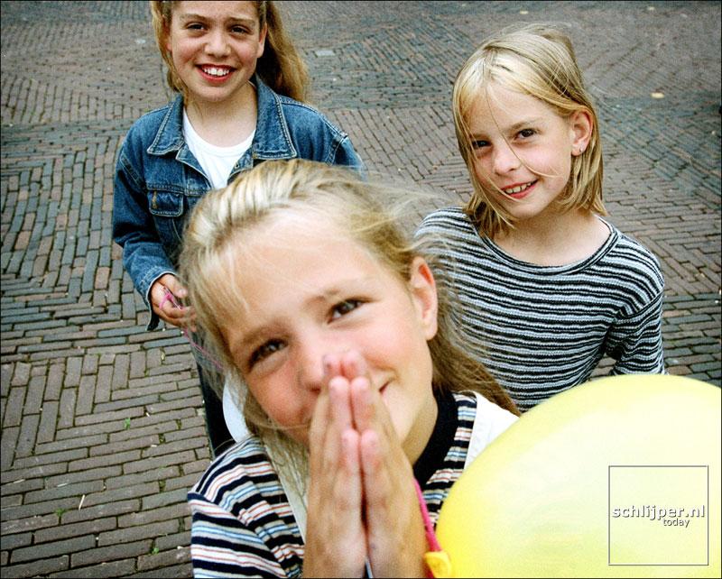 Nederland, Haarlem, 27 juni 2001.