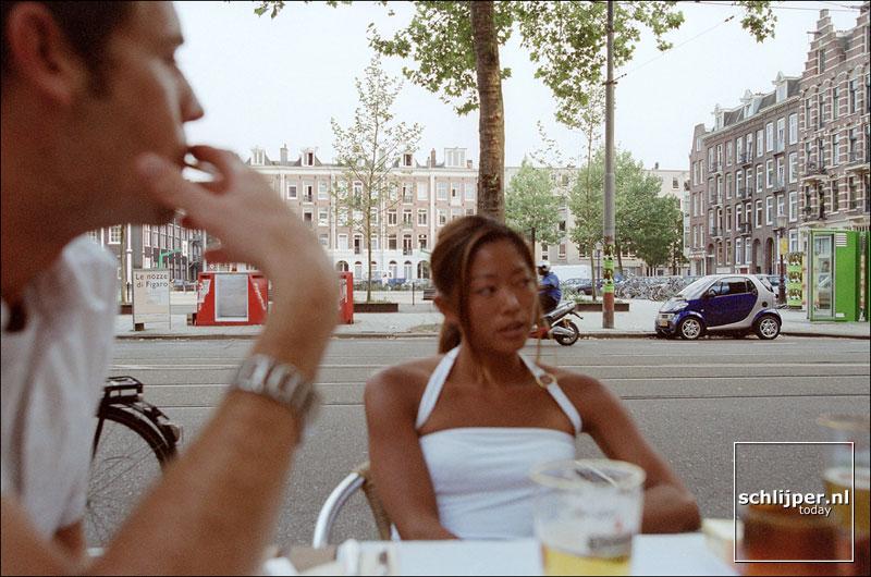 Nederland, Amsterdam, 1 juli 2001.