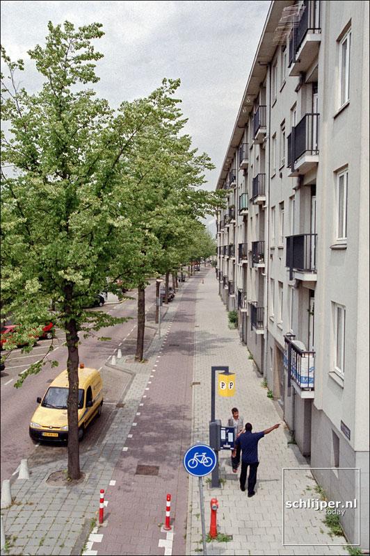 Nederland, Amsterdam, 10 juli 2001.