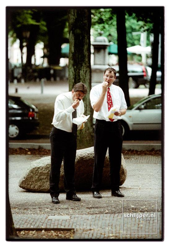 Nederland, Den Haag, 27 juli 2001
