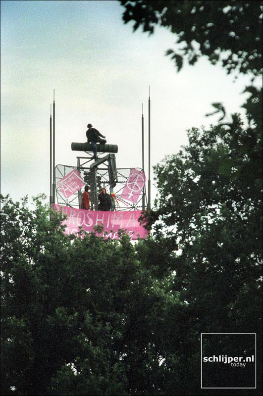 Nederland, Volkel, 6 augustus 2001.