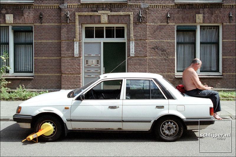Nederland, Amsterdam, 17 augustus 2001.