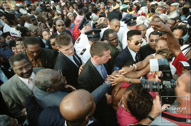 Nederland, Amsterdam, 19 augustus 2001.
