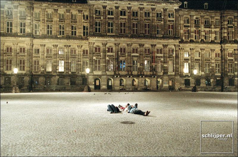 Nederland, Amsterdam, 23 augustus 2001.