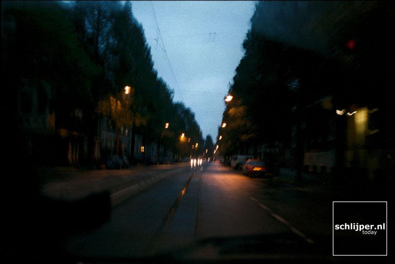 Nederland, Amsterdam, 2 september 2001.