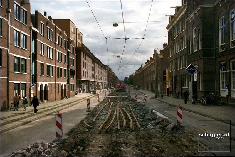 Nederland, Amsterdam, 5 september 2001.