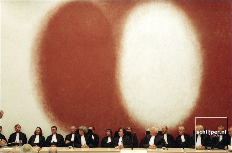 Nederland, Amsterdam, 21 september 2001.