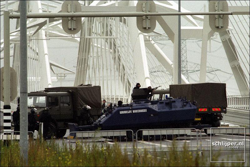 Nederland, Amsterdam, 27 september 2001.
