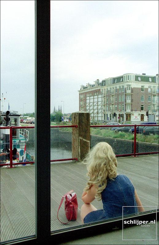 Nederland, Amsterdam, 6 oktober 2001.