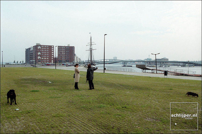 Nederland, Amsterdam, 18 oktober 2001.