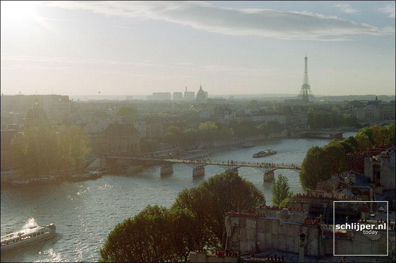 Frankrijk, Parijs, 22 oktober 2001.