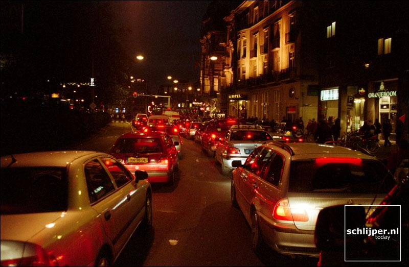 Nederland, Amsterdam, 1 november 2001.