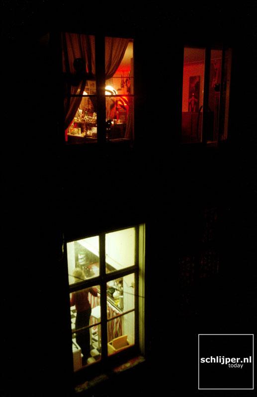 Nederland, Amsterdam, 5 november 2001.