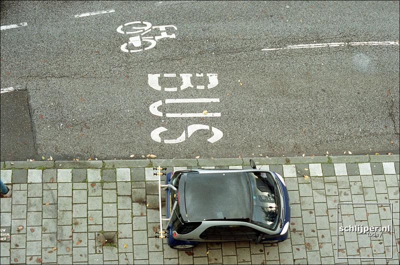 Nederland, Amsterdam, 8 november 2001.