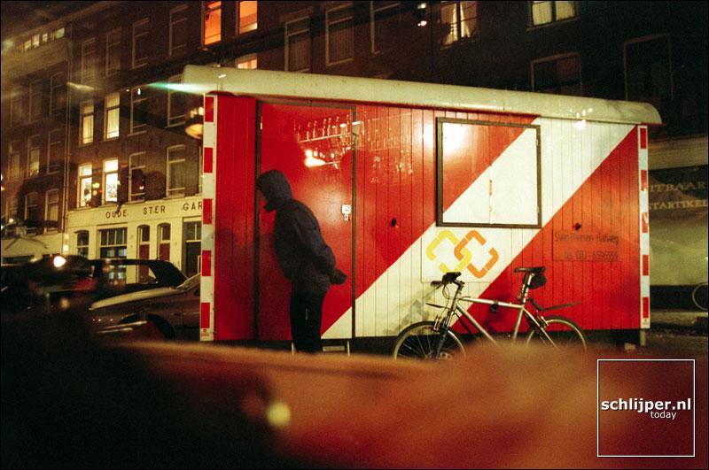 Nederland, Amsterdam, 13 november 2001.
