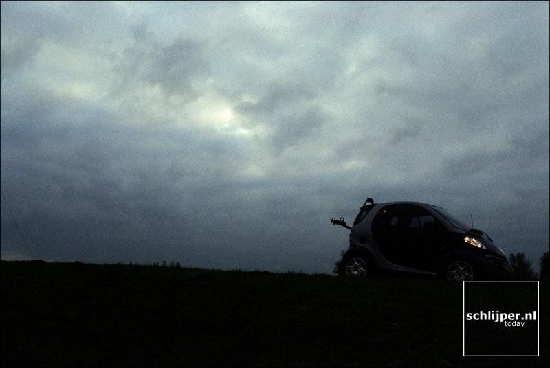 Nederland, Almere, 20 november 2001.