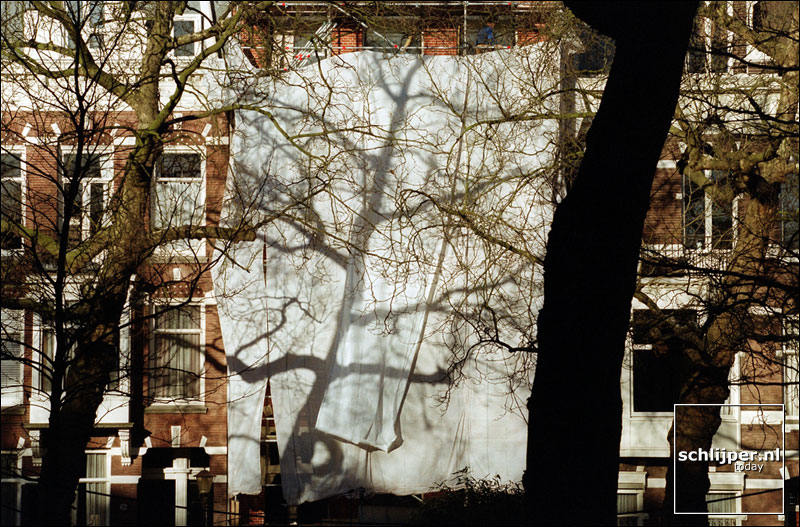 Nederland, Amsterdam, 7 december 2001.