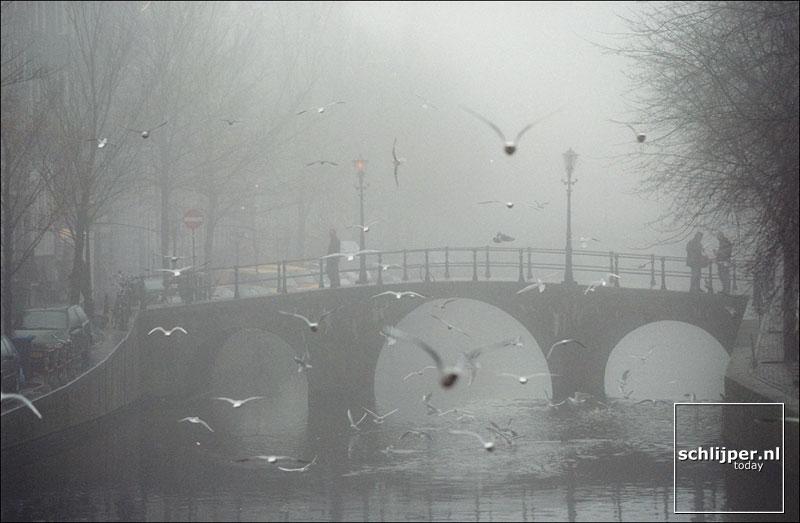 Nederland, Amsterdam, 11 december 2001.