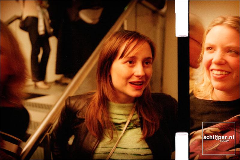Nederland, Amsterdam, 13 december 2001.