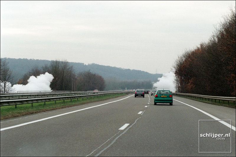 Nederland, Meerssen, 15 december 2001.