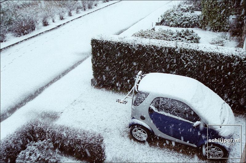 Nederland, Meerssen, 26 december 2001.