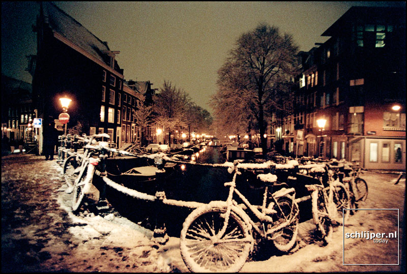 Nederland, Amsterdam, 29 december 2001