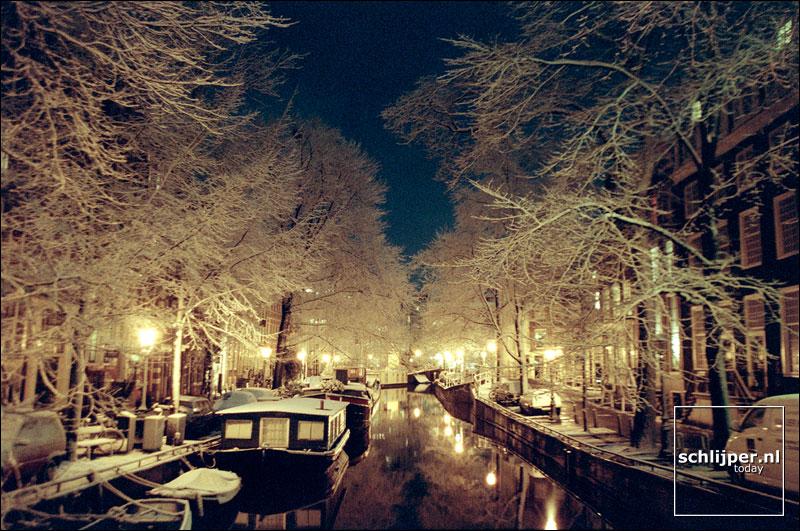 Nederland, Amsterdam, 29 december 2001.